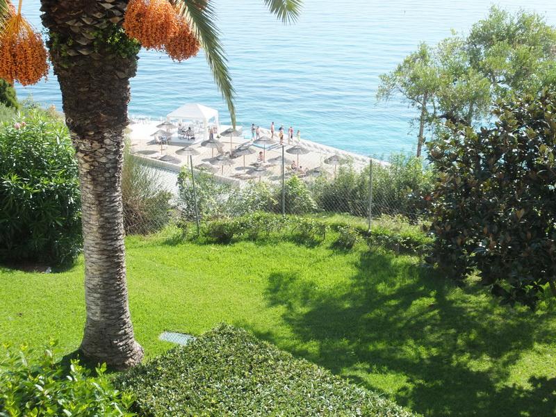 MarBella Corfu garden