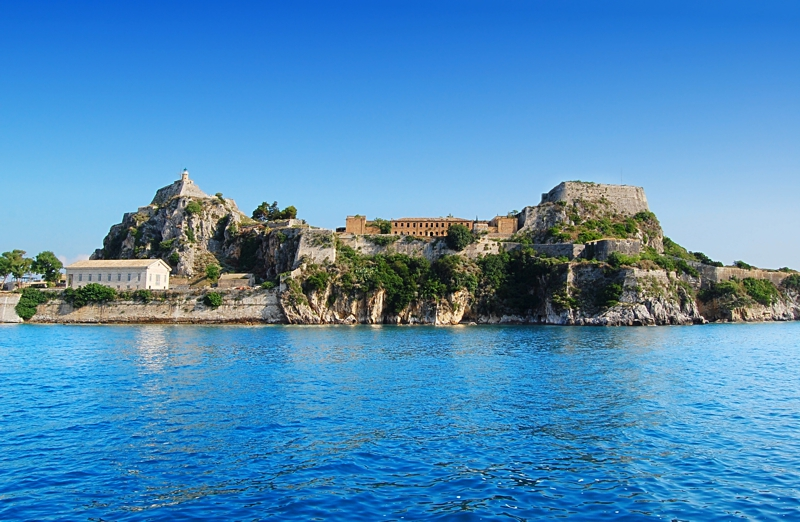 Top 3 destinations on Corfu