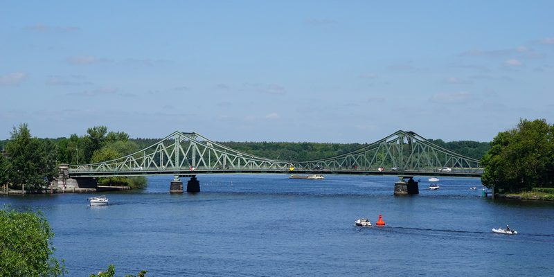 Glienicke Bridge – a place full of history