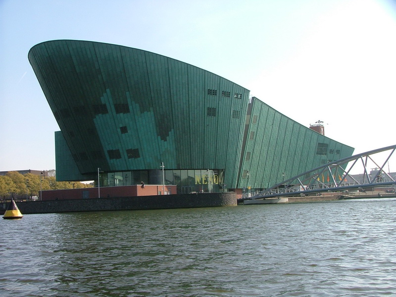 NEMO Museum: a technology museum in Amsterdam