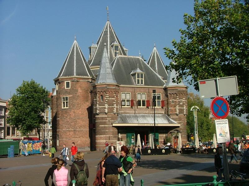 Amsterdam – Oude Zijde