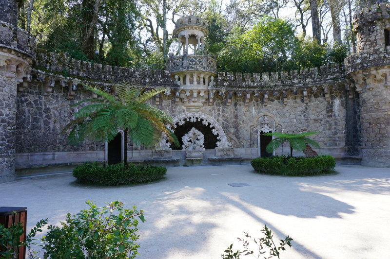 The Quinta da Regaleira: An Impressive Building In Sintra