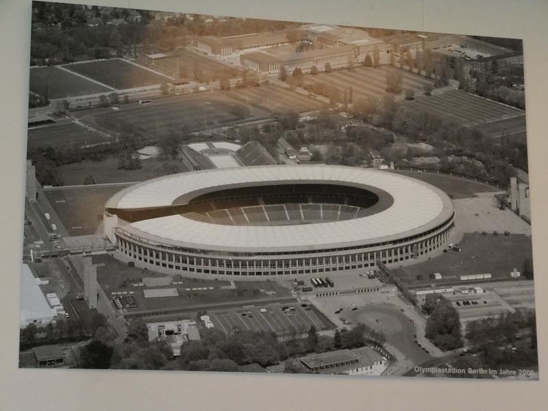 Olympic Stadium Berlin - a visit