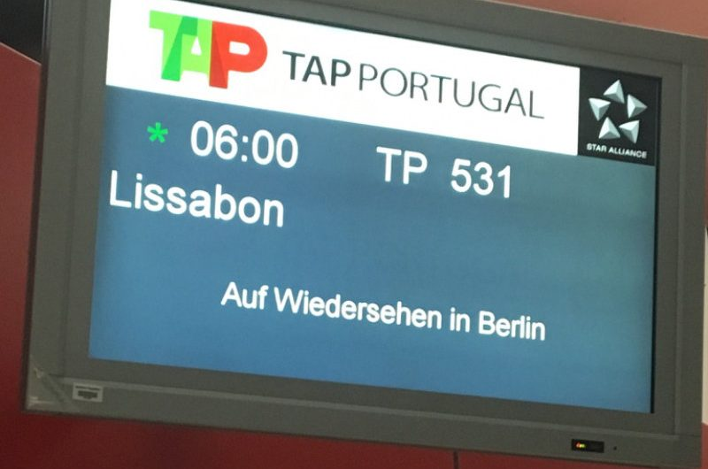 travel preparation for Lisbon