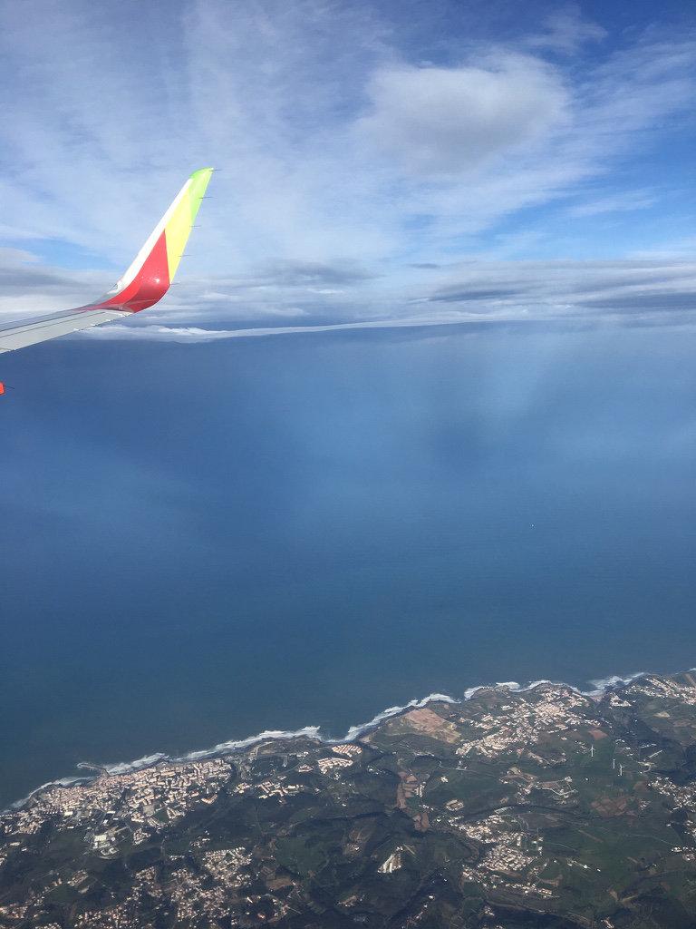 Reisevorbereitung Lissabon