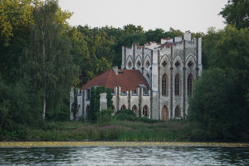 Pfaueninsel - Recreation in the big city of Berlin
