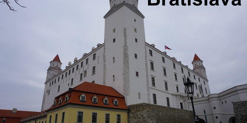 Where is Bratislava?