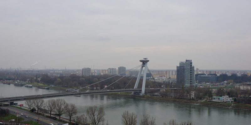 SNP Bridge Bratislava