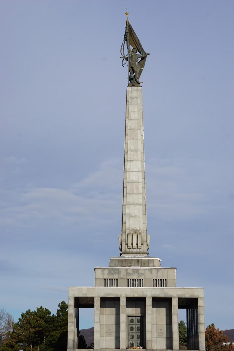memorial Slavín