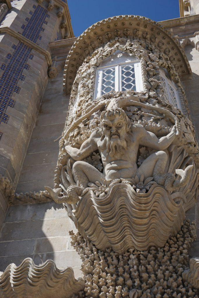 Portikus Pena Palast