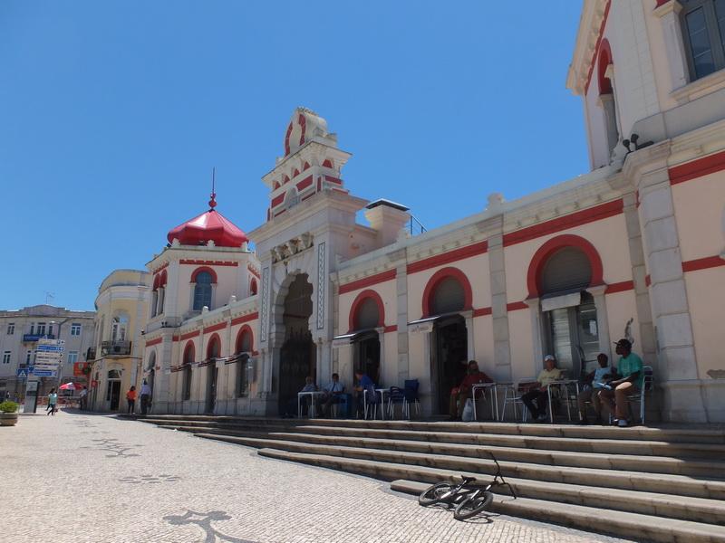 market place Loule