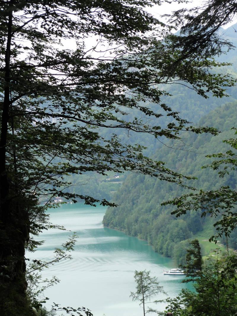 Weg der Wallfahrer Lake Wolfgang