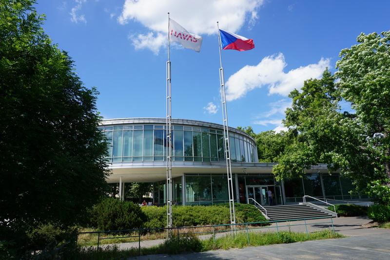 Czechoslovak Pavilion of the Expo 1958