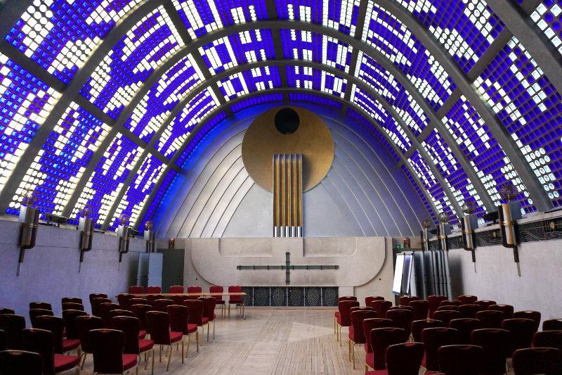 Himmelssaal Radisson Blu Bremen