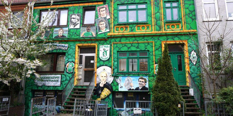 street art in Bremen