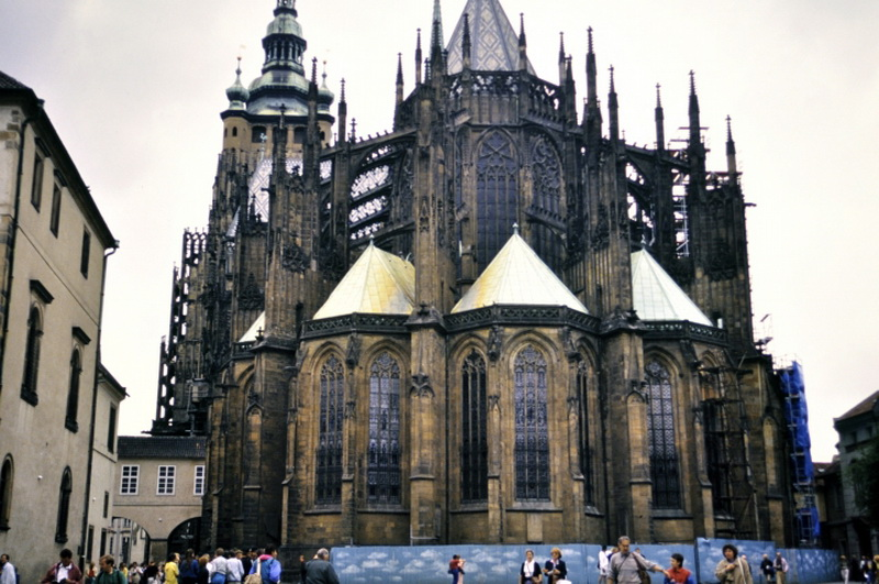 St. Vitus Cathedral 1992