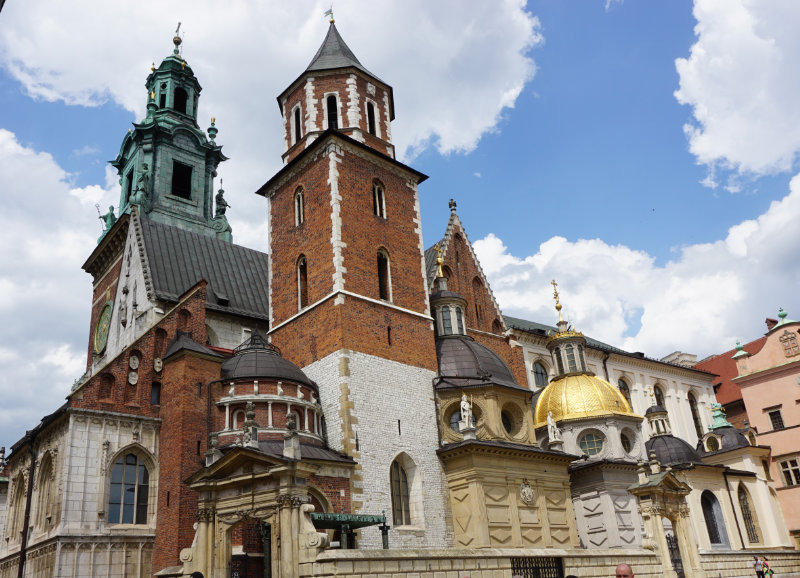 Wawel Castle Grounds