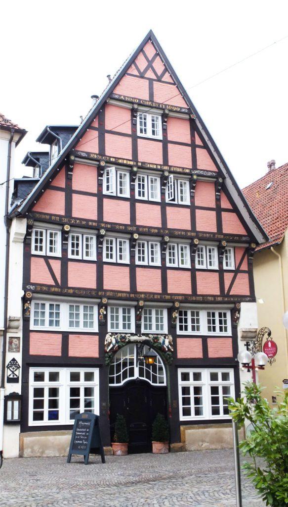 32000 steps through Osnabrück