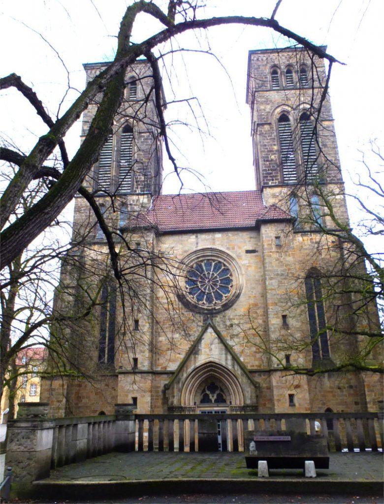 The Churches of Osnabrück