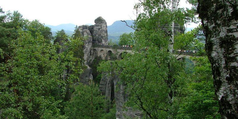 bastion Saxon Switzerland