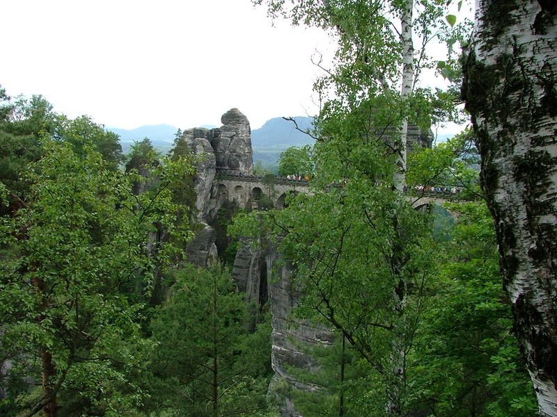 bastion Saxon Switzerland