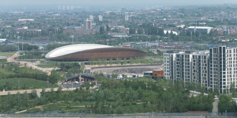 Queen Elizabeth Olympic Park London