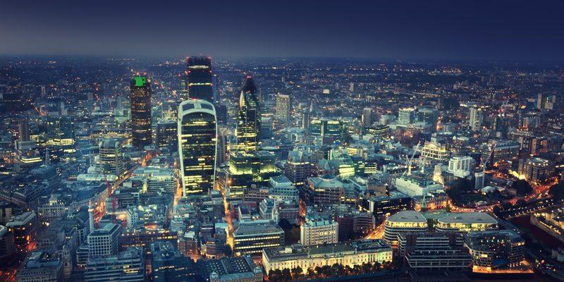 stroll through London