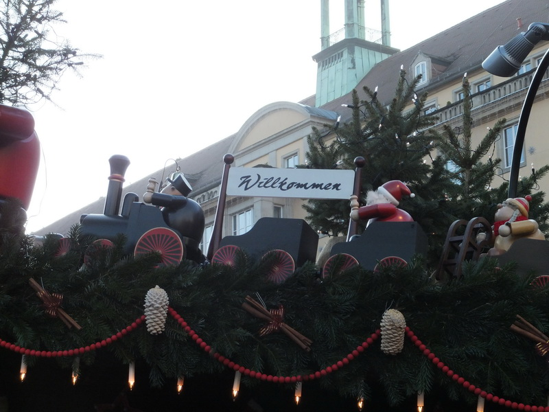 Christmas market in Dresden – Striezelmarkt