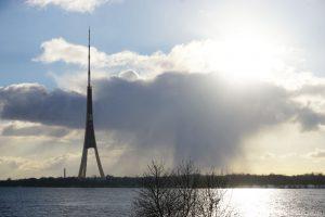 Daugava in Riga
