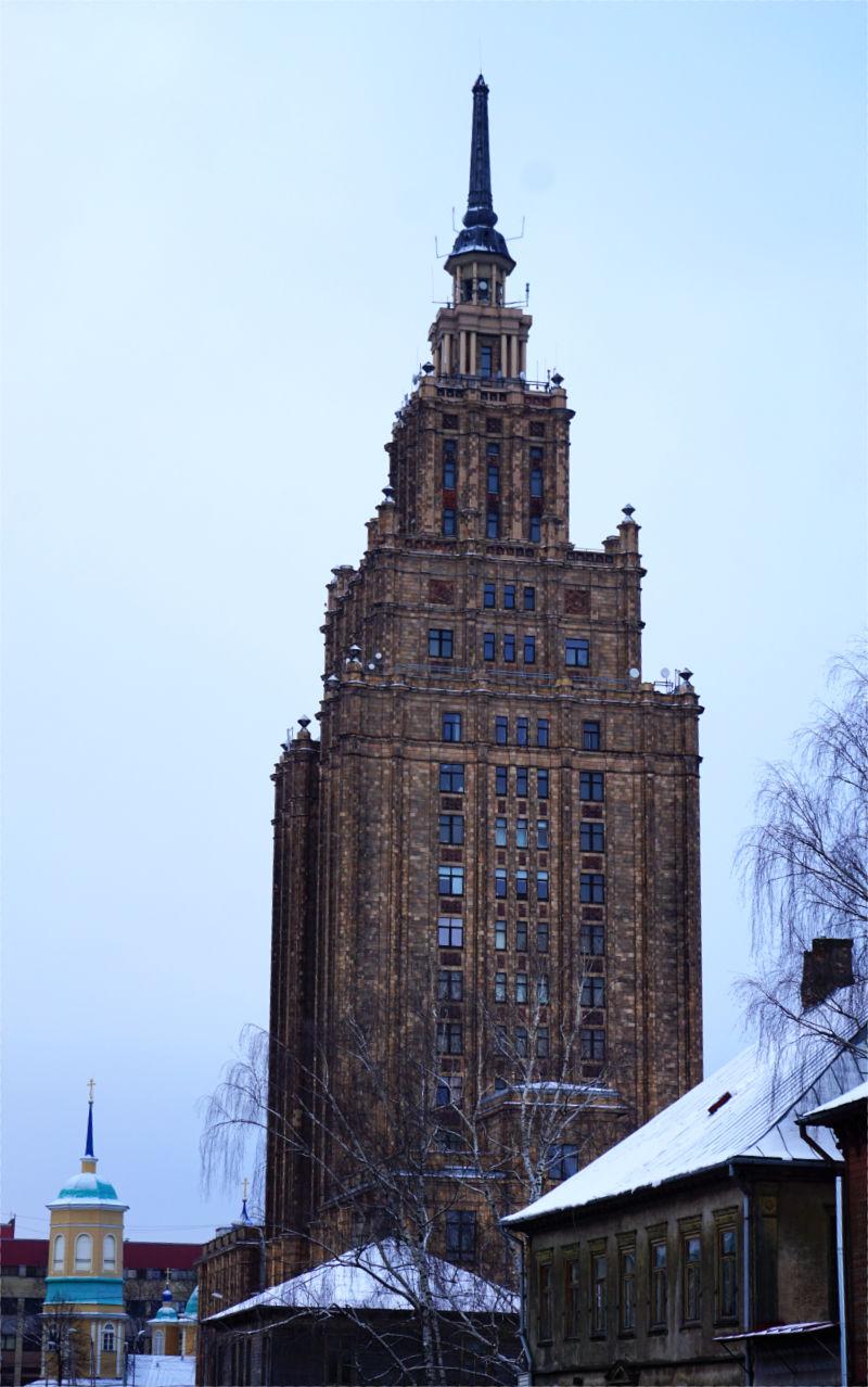 Latvian capital