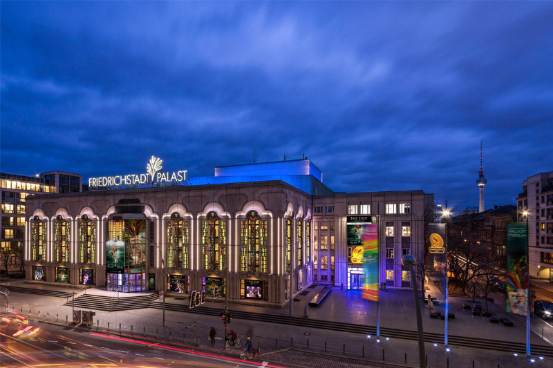 Friedrichstadt-Palast Berlin – THE ONE Grand Show