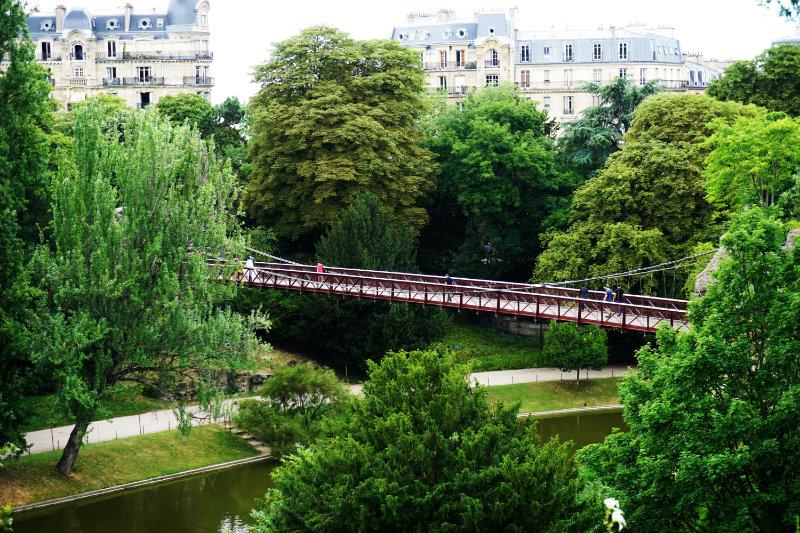 Parc in Paris