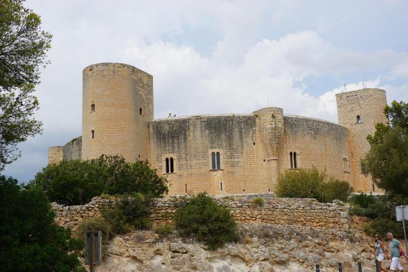 Castell de Bellver, Palma – a short visit