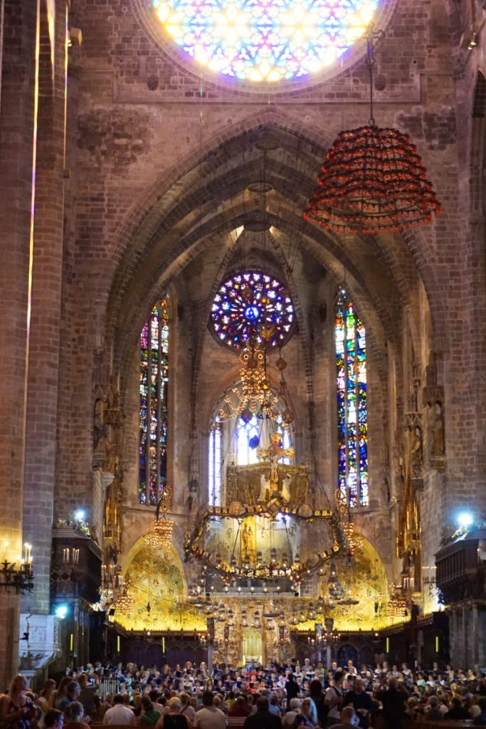 La Seu – the Cathedral of Palma