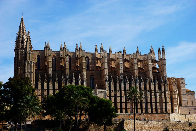 La Seu – the Cathedral of Palma