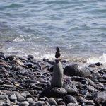 Playa Blanca – along the promenade