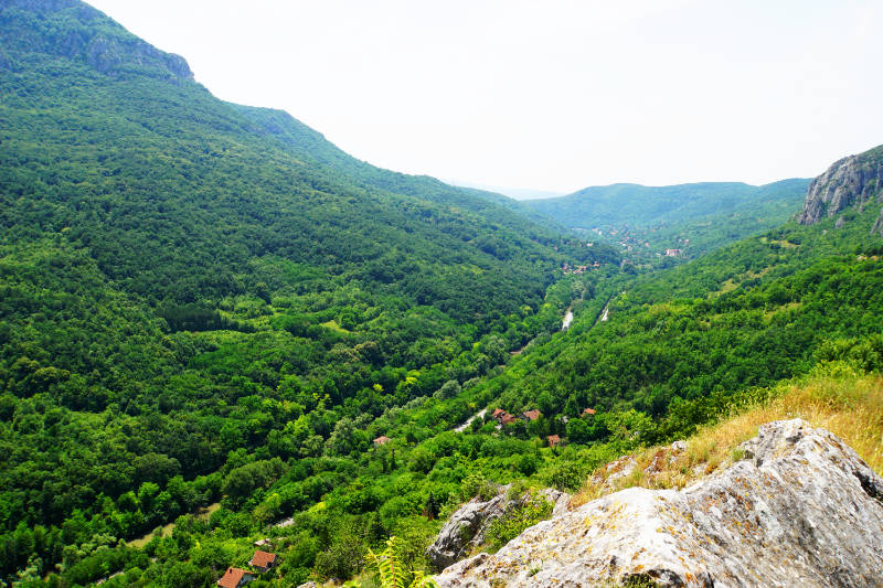 Sićevo Gorge - Niš in Serbia –