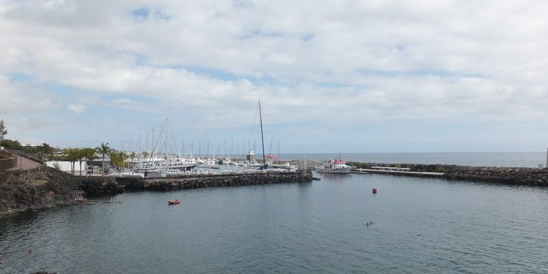 Puerto Calero – a trip to the port