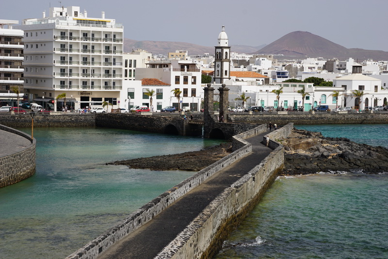 Arrecife – visiting the capital of Lanzarote