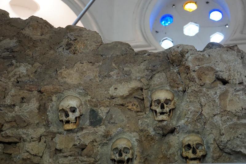 Skull Tower Ćele Kula, Niš
