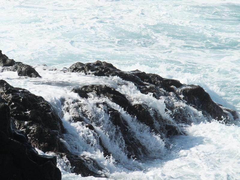 Los Hervideros and El Golfo