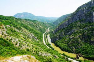 Niš in Serbia