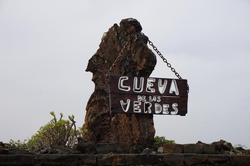 Cueva de los Verdes – lava caves on Lanzarote
