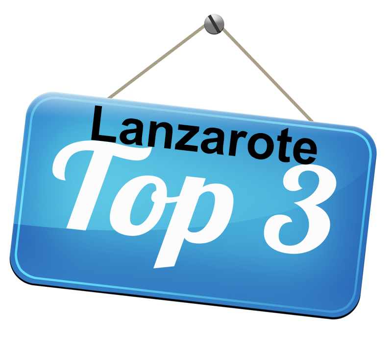 Top 3 – Lanzarote highlights