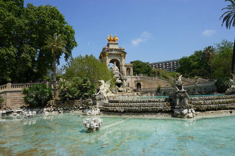 Parc de la Ciutadella – The green lung of Barcelona