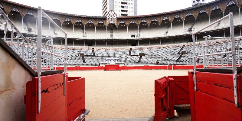 Bullfighting arena La Monumental