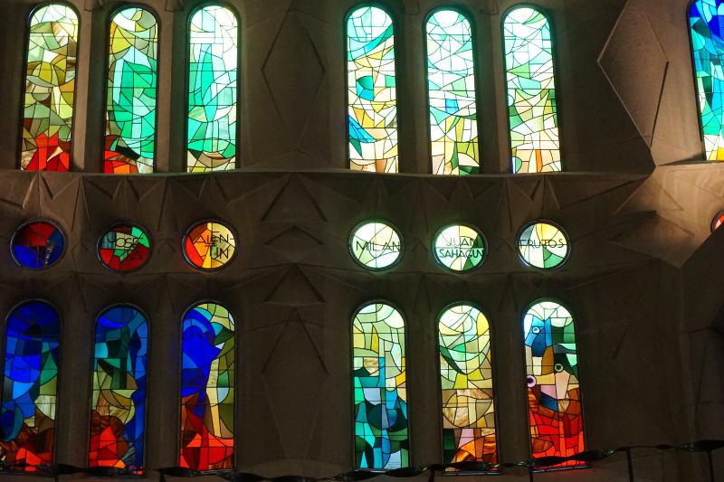 Sagrada Familia – an eternal construction site