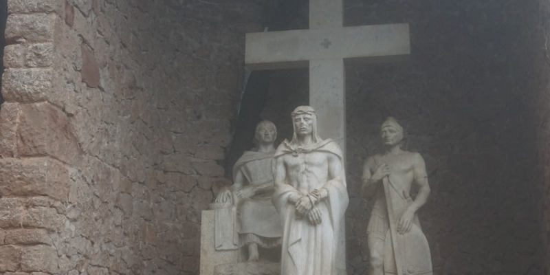 A visit to the Montserrat Monastery