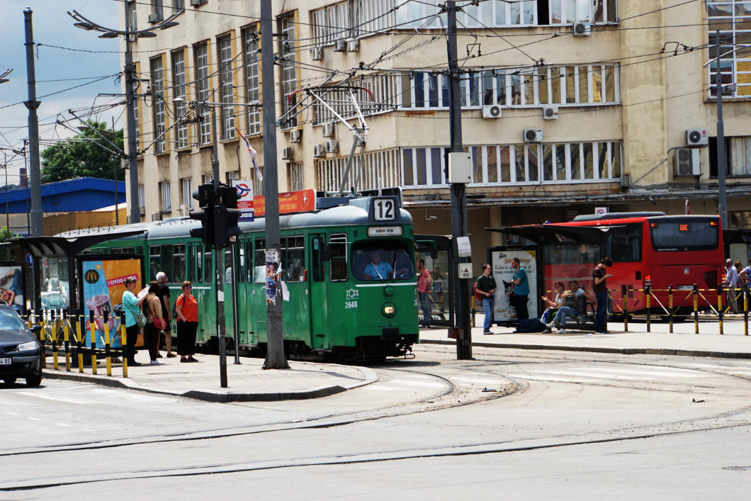 Belgrade Public Transport: Bus, Tram - Taxi Use in Belgrade Tips and Tricks - Do you prefer to discover Belgrade on foot?