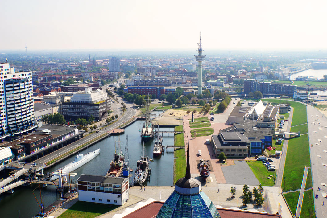Bremerhaven: Our 10 + x tips